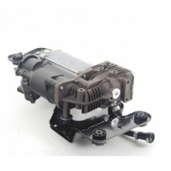 Компрессор пневматической подвески с блоком клапанов на кронштейн для BMW X6 E71/E72