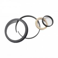 4 шт. Кольца и уплотнительные соединения компрессора пневмоподвески для Mercedes-Benz W166