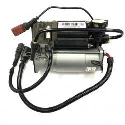 Компрессор пневматической подвески AirBagit для Audi A8 (D3, бензин V6/V8)
